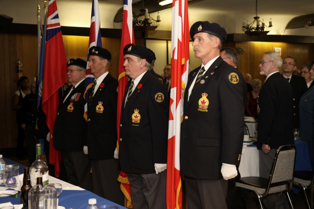 royal canadian legion honours and awards manual